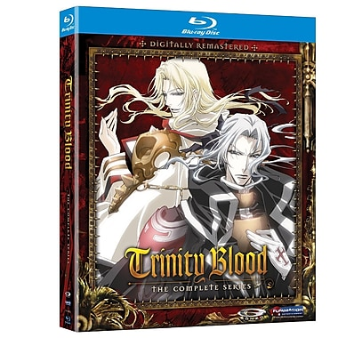 Trinity Blood Complete Series (Blu-Ray)