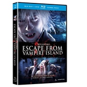 Higanjima: Escape From Vampire Island (Blu-Ray + DVD)