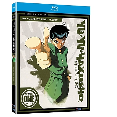 Yu Yu Hakusho: Season One: Classic (Blu-Ray)