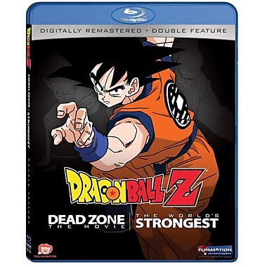 Dragon Ball Z Dead Zone: Movie/The World's Strongest (Blu-Ray)