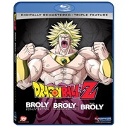 Dragon Ball Z Broly Triple Feature (Blu-Ray)