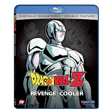 Dragon Ball Z Coolers Revenge/Return of Cooler (Blu-Ray)