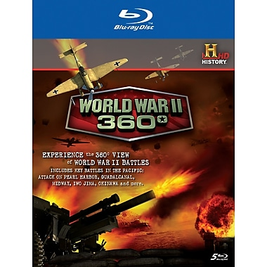 World War II 360 (Blu-Ray)