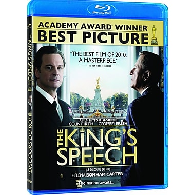 Kings Speech (Blu-Ray + DVD + Digital Copy)