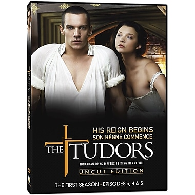 The Tudors: Volume 2/His Reign Begins/son règne commence: Episodes 3, 4 and 5 (DVD)