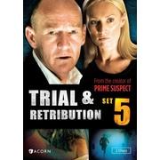 Trial & Retribution Set 5 (DVD)