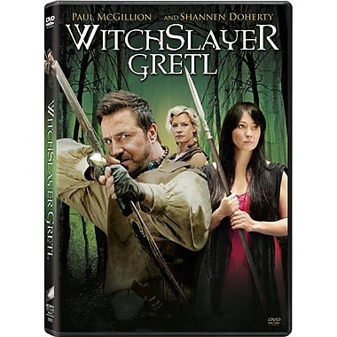 Witchslayer Gretl (DVD)