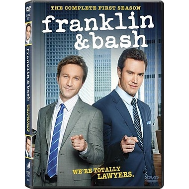 Franklin & Bash: Season 1 (DVD)