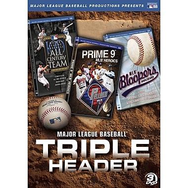 Major League Baseball Triple-Header (DVD)
