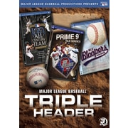 Major League Baseball Triple-Header (DVD)