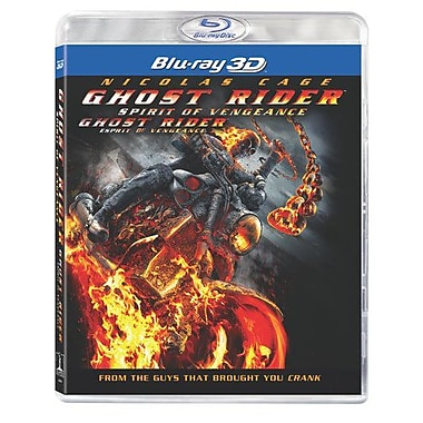 Ghost Rider Spirit of Vengeance 3D (3D Blu-Ray)