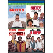 The Nutty Professor/The Nutty Professor II:The Klumps/Bowfinger/Life (DVD)