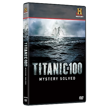 Titanic at 100 - Mystery Solved (DVD) 2012
