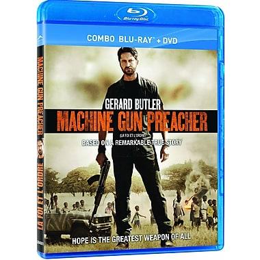 Machine Gun Preacher (Blu-Ray + DVD)