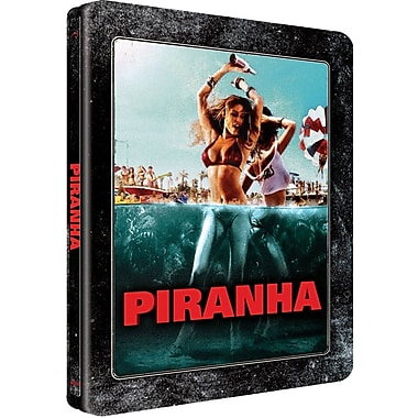 Piranha (Blu-Ray + DVD + Digital Copy)