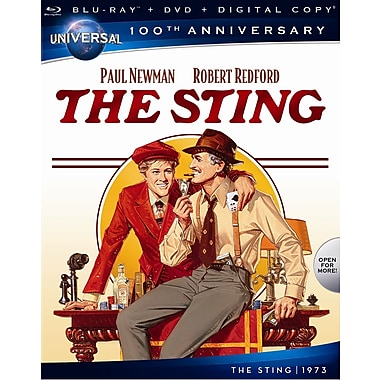 The Sting (Blu-Ray + DVD + copie numérique)