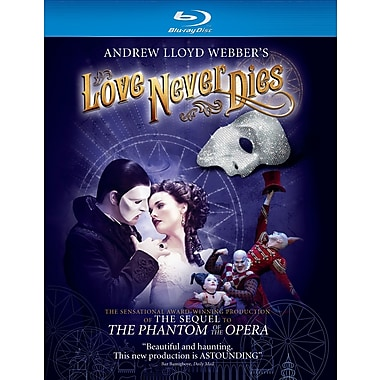 Andrew Lloyd Love Never Dies (Blu-Ray)