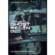 Tom Clancy's Ghost Recon Alpha (DVD)