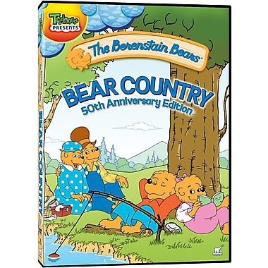 The Berenstain Bears: Bear Country (DVD)