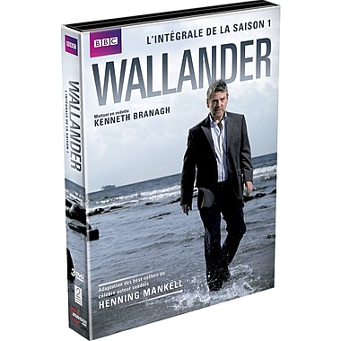 Wallander: The Complete First Season (DVD)