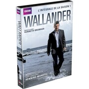 Wallander: The Complete First Season (DVD)