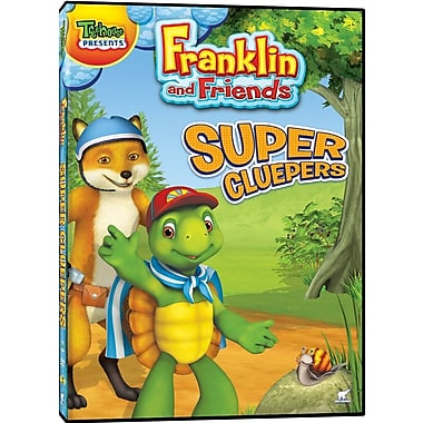 Franklin and Friends: Super Cluepers to the Rescue (DVD)