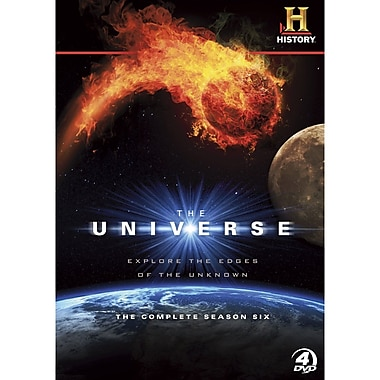 The Universe - Season 6 (DVD)