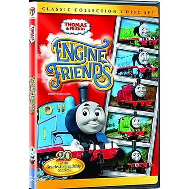 Thomas And Friends Engine Friends (DVD)