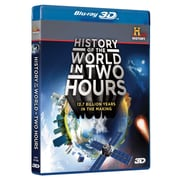 History of the World in Two Hours 3D (BD) (3D Blu-Ray)