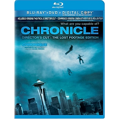 Chronicle (Blu-Ray + DVD)