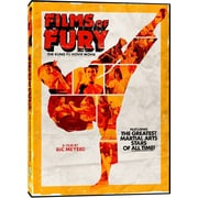 Films of Fury: The Kung Fu Movie Movie (DVD)