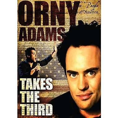 Orny Adams: Takes the Third (DVD)