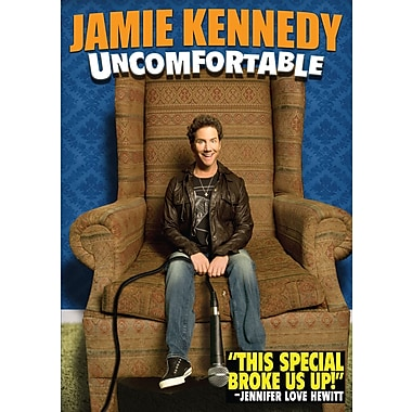 Jamie Kennedy: Uncomfortable (DVD)