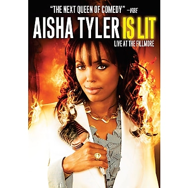 Aisha Tyler: Is Lit: Live At the Fillmore (DVD)