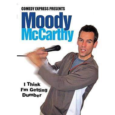 Comedy Express Presents: Moody McCarthy (DVD)