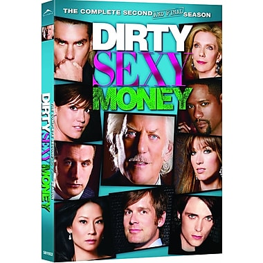Dirty Sexy Money: The Complete Second and Final Season (DVD)