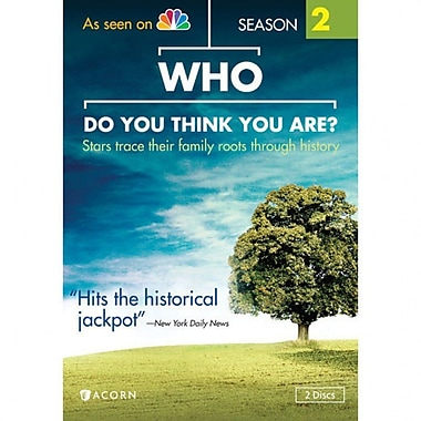 Who Do You Think You Are? - Season 2 (U.S. version) (DVD)