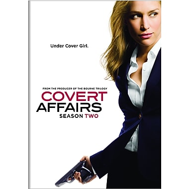 Covert Affairs Season Two (DVD)