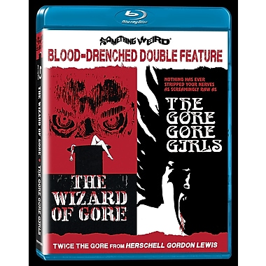 The Wizard of Gore / The Gore Gore Girls (BD) (Blu-Ray)