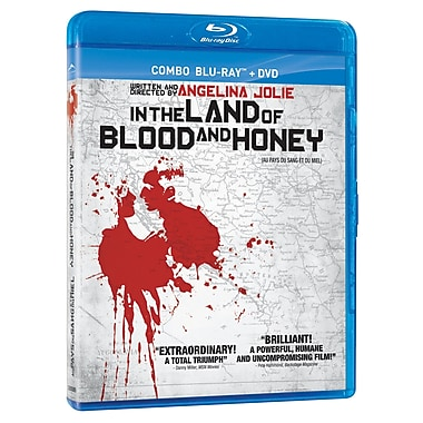In The Land of Blood and Honey (Blu-Ray + DVD)