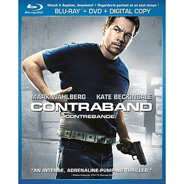 Contraband (Blu-Ray + DVD + Digital Copy)