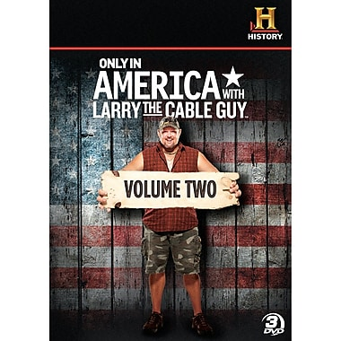 Only in America with Larry the Cable Guy: Volume 2 (DVD)