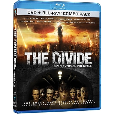 Divide (Blu-Ray + DVD)