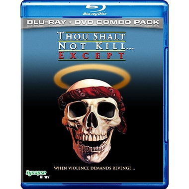 Thou Shalt Not Kill... Except (Blu-Ray + DVD)