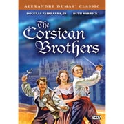 The Corsican Brothers (DVD)
