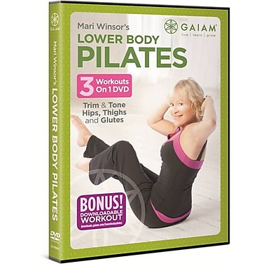 Mari Winsor's Lower Body Pilates (DVD)