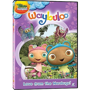 Waybuloo - Love From Narabugs (DVD)