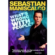Sebastian Maniscalco: What's Wrong With People? (DVD)