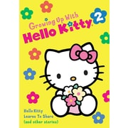 Hello Kitty V2 Growing Up W/ (DVD)