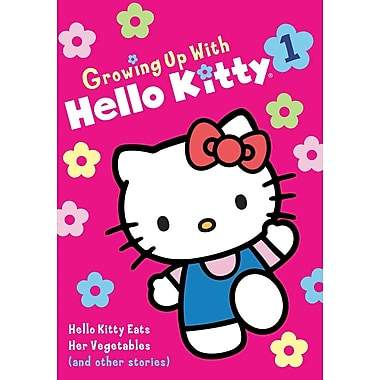 Hello Kitty V1 Growing Up W/ (DVD)
